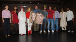 Mr. and Ms. Benedictine Pageant