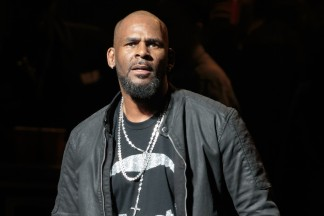 R. Kelly in concert at Bass Concert Hall, Austin, USA - 03 Mar 2017