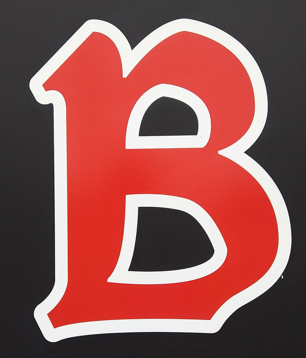 Benedictine logo black