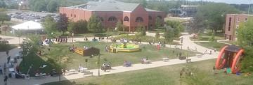 Campus Quad at Eagle Engage Expo