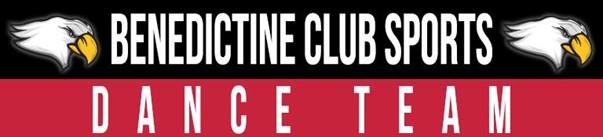 Benedictine Dance Team Logo