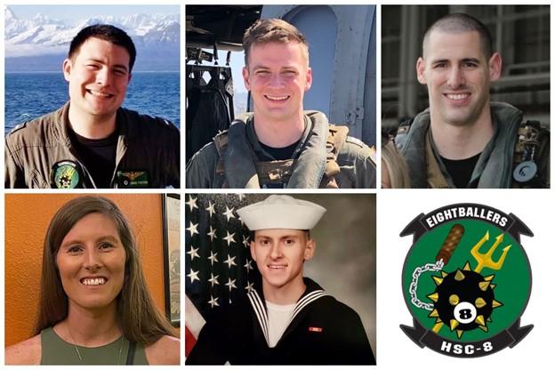 Fallen Soliders in Navy