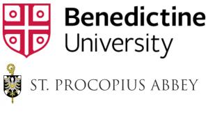 Benedictine and Abbey logo