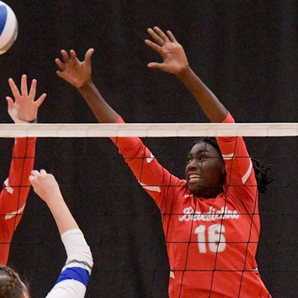 Volleyball Blocking